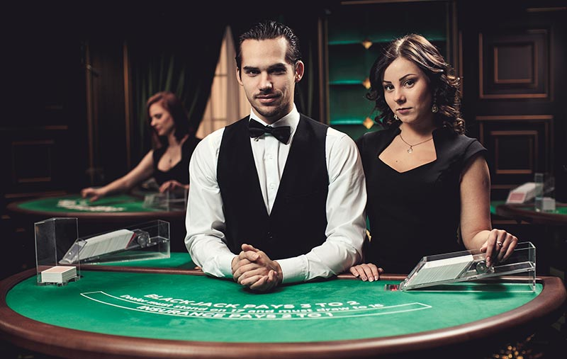 Spin Casino Live Dealers