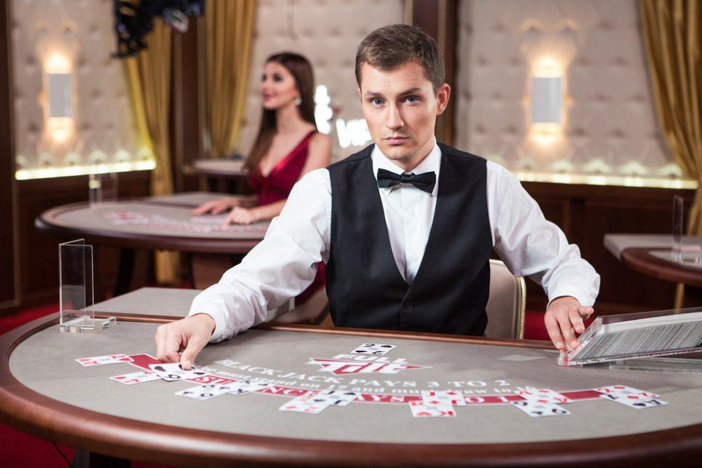 ブラックジャックのカジノ