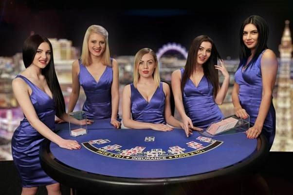 PLAYTECHライブカジノ