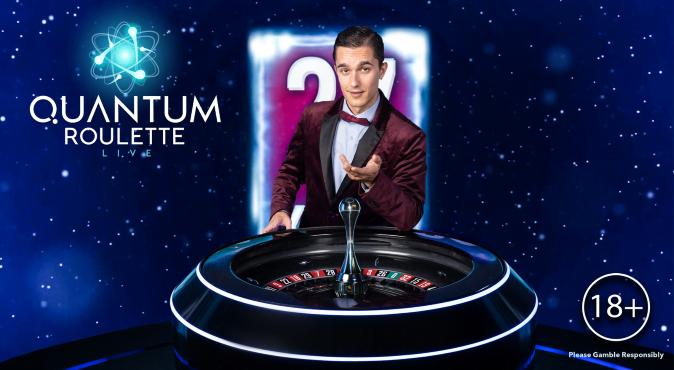 Quantum Live Roulette Japan